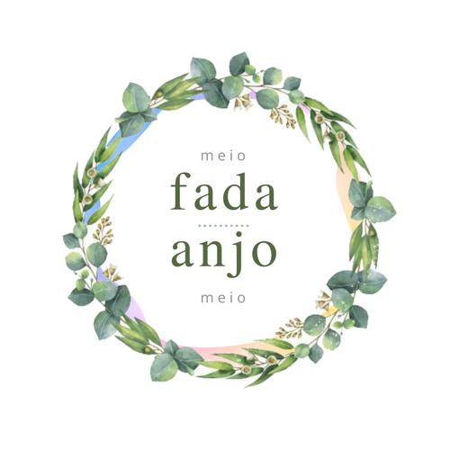 Meio Fada Meio Anjo Logo