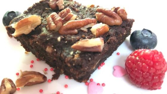 Brownies_Frutos vermelhos