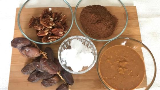 Ingredientes Brownies